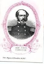 09x078.15 - General Joe. E. Johnson C. S. A., Civil War Portraits from Winterthur's Magnus Collection